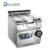 Commercial Central Hot Stainless Steel Gas Lava Rock Grill Machine For Sale