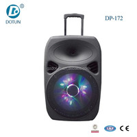 15 inch Woofer 100 Watts Powered Amplifier PA Speaker