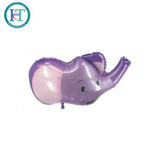 Customed Calf Elephant High Quality Animal Shape Foil Balloon