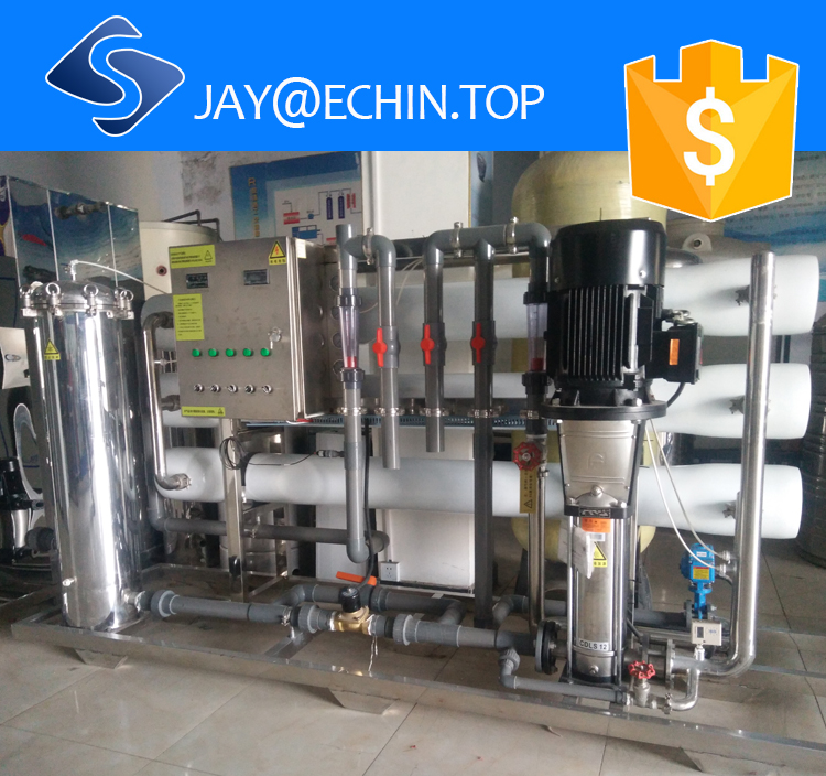 Good Quality Products Seawater RO Plant Desalination