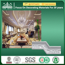 Gypsum Green Decoration Building Material Plaster Cornice Moulding Architrave