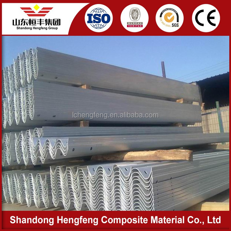 Competitive Price Trade Assurance highway Flex beam guardrail for sale