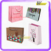 Wholesale factory price Paper Gift Shopping Bag,gift bags,wine bags