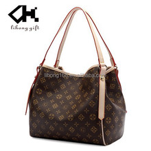2015 summer best-selling stylish Customized good quality leather handbag for lady