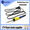 Trade Assurance supply 40w 60w soldering iron kit for mobile phone repair