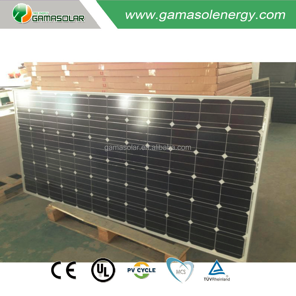 China hot selling 60 cell 250w solar photovoltaic module / solar pv panels for middle east market