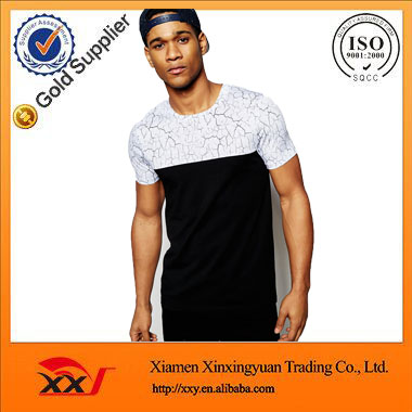 slim fit muscle t shirt with crack yoke print in black 95 cotton 5 spandex t shirts printing tee shirt custom