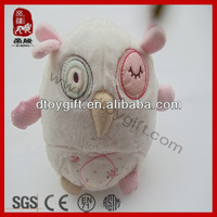 Cute toy bird plush owl