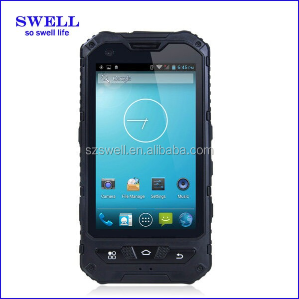top 10 quality rugged waterproof mobile phone ip67 4inch mtk 6572 android phone without camera hotest selling