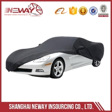 New products top quality clear polyethylene car cover