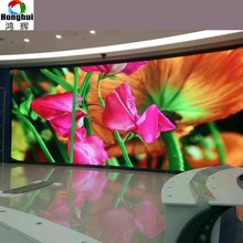 Epistar chip P4 Indoor full color module dot matrix led video wall