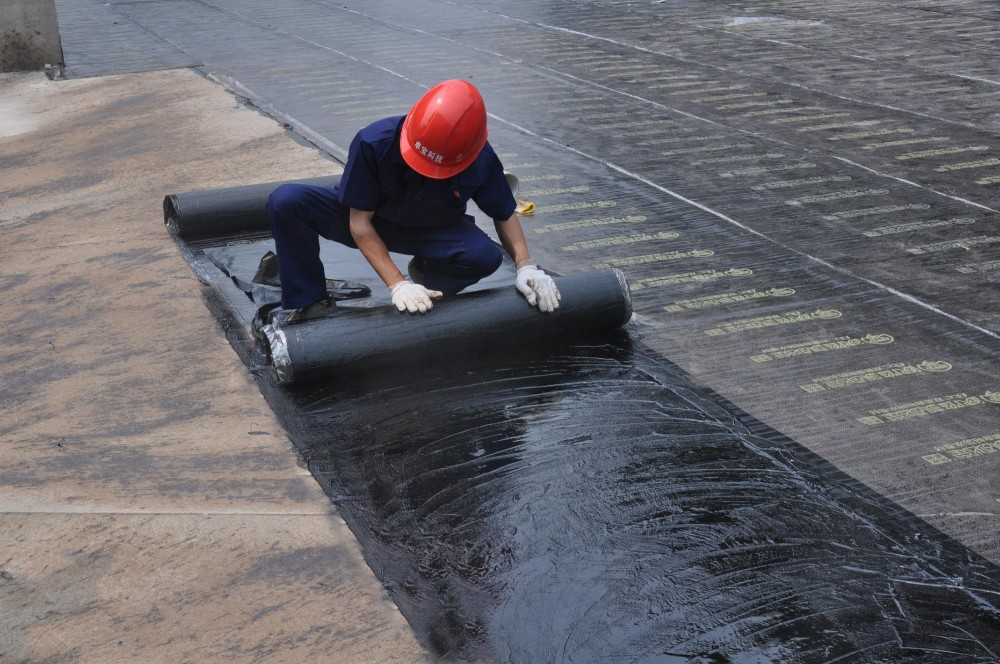 SBS/APP USA ADI Production Line Bituminous Waterproofing Membrane