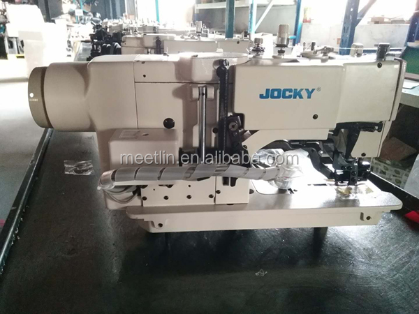 JK-B781 Straight Button Holling Machine button hole industrial sewing machine