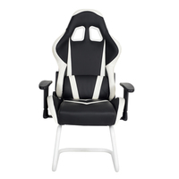2016 Modern New Style PC Game Chair Office Computer Gaming Chair no wheels