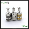 2014 FocusEcig newest design double airflow control atomizer 2wind ecigator ecig