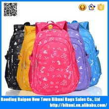 New fashion American girls korean school backpack bag supplies