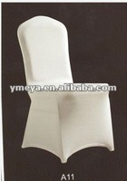 Wholesale cheap hotel stretch banquet chair spandex chair cover for wedding
