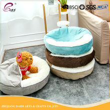 Fashionable and soft material wholesale pet bed for pet dog
