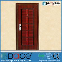 BG-S9094 cheap fire rated steel doors used exterior