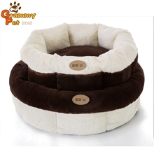 Eco-friendly and Stocked 2017 Factory Cheap Wholesale Plush Dog Bed