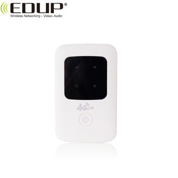 Portable Mi-Fi 4G Wireless 150Mbps Mobile Hotpot With 2100mAh