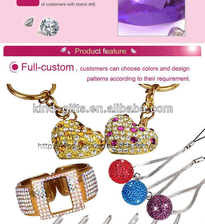 Hot Sell Bling Rhinestone Diamond Crystal Cell Phone Anti Dust Plug Wholesale Supplier|Factory|Manufacturer