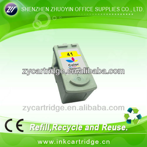 high compatible refill ink cartridge for Canon CL--41