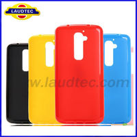 New Cellphone Case For LG G2 Candy Solid TPU Case