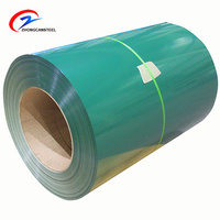 Chinese Manufacturer supply Ral 9006 color coil prepainted aluzinc PPGL steel coil ,PPGL coil , PPGL