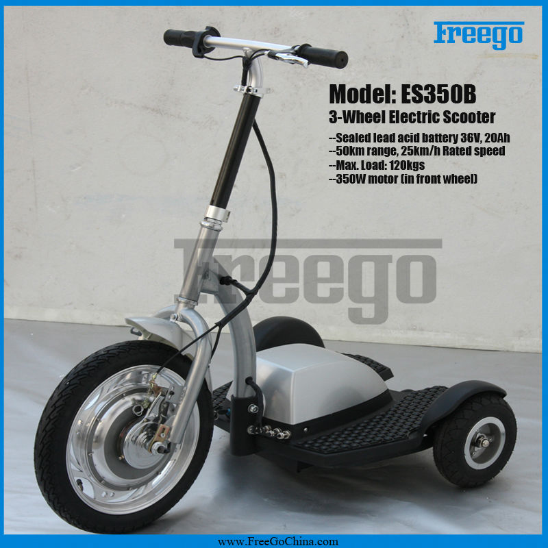 Freego ES350B 3 wheel adult boxer scooter