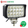 Good quality car exterior decoration 45W led work light for truck light led