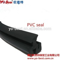 customized rubber strip sliding door seal