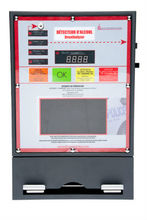 coin operated alcohol tester- Vending alcohol tester alco 03