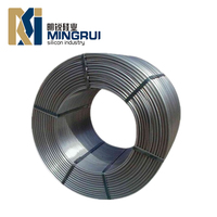 competitive price CaSi cored wire