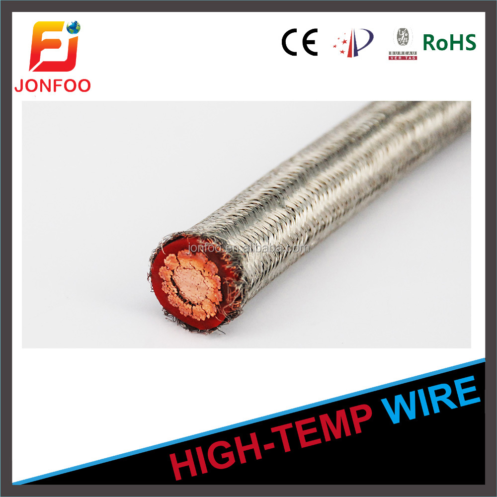 MANY KINDS AND WHITE BLUE COLOR FLEXIBLE SILICON RUBBER INSULATED HEATING WIRE