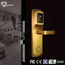 New Design Professional Hotel/Office Grill Door Lock