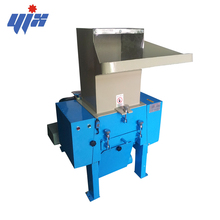 High performance small PP PE PVC PET recycled plastic bottle crusher and shredder machine