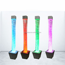 plexiglass tube special shape led lighting tube