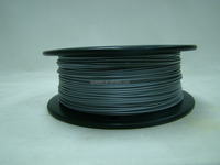 Metal Aluminum 3d filament Metal filament 3.0mm /1.75mm