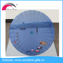 Bamboo umbrella parasols umbrella Chinese parasol for wedding decoration