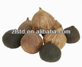 fresh black garlic