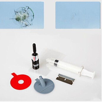 DIY Windshield Repair Kit - automobles glass Repair