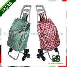 strong shopping trolley bag fashion christmas drawstring gift bags