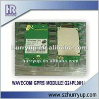 wavecom GSM/DCS and GPRS module Q24PL001
