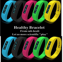 Lowest Price Colorful Phone Sport Silicon Trap 4.0 Wrist Smart Bracelet Bluetooth Wireless LED Watches