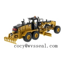 2018 New Arrival Diecast Masters Model Toy 1:50 Cat 16M3 Motor Grader children toys car collectionfor wholesale