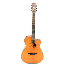 Kinglos Musical Instrument mini wooden craft guitar