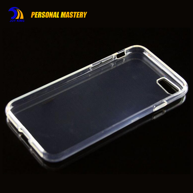 2017 Brand New Transparent Clear 0.5MM TPU Soft Silicon Case For Iphone 7 Case Cover