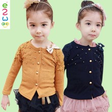 Cardigan Korean Fashion OEM Girl Sweaters