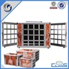 MLDGJ825 Excellent quality durable individual aluminum dog cages